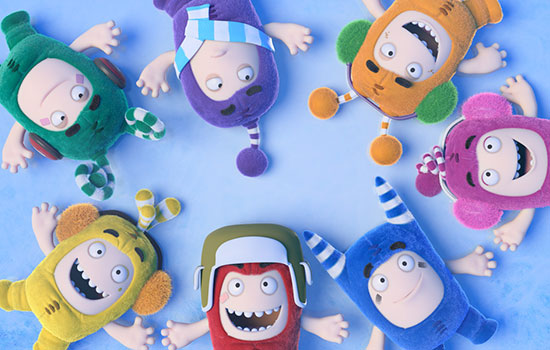 One Animation - Oddbods